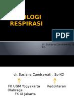 K2 - Fisiologi Sistem Respirasi