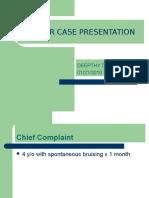Senior Case Presentation 2