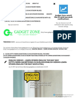 Gadget Zone