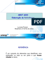 UNESP Referencias
