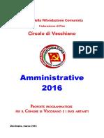 Introduzione e Basi Progr Vecchiano2016