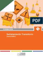 SEÑALAMIENTO TRANSITORIO