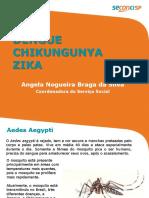 Dengtrue Chikugunha Zika