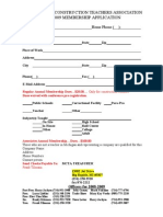 MCTA Membership Application
