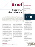Research Brief Ready for the Robot Car - Rathenau Instituut 01 (1)
