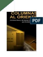 Columnas Al Oriente / Hombres Libres y de Buenas Costumbres que fundaron el APRA