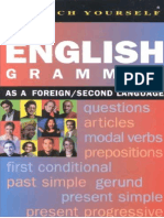 Teach Yourself English Grammar as a Foreign-Second Language