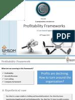 Profit and Loss Framework_2015