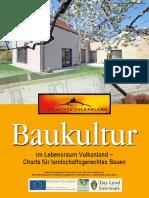 Vision Baukultur im Steirischen Vulkanland