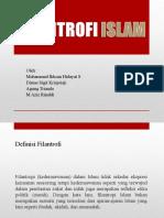 Filantrofi Islam