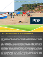 6 Best Adventurous Places in Varkala - HolidayKeys.co.uk