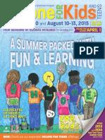 2015 Summer of k Catalog