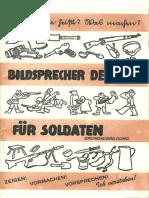 Bildsprecher Deutsch Für Soldaten - Grundausbildung (1944)