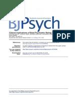 BPRS - Interpretation