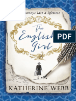 The English Girl by Katherine Webb Extract
