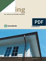 Catálogo Siding HardiePlank