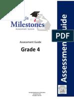 georgia milestones grade 4 eog assessment guide