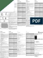 Napajanje DRC 24V30W1A Manual