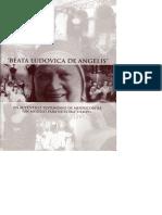 BEATA LUDOVICA de ANGELIS Testimonio de Misericordia