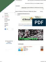 Librería Cristiana El Renuevo_ Boletín de Libros - Boyca26@Gmail.com - Gmail