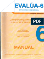 manual Evalua 6 2.0