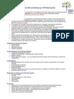 Neonatal PD Guideline