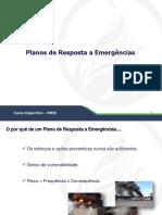 Plano de Resposta a Emergências