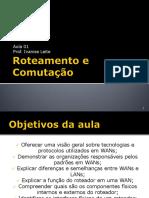 AULA01_Roteamento e Comutação