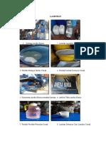 Dokumentasi Larutan Kimia Pembersih Kaca