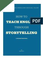 How To Teach English Through Storytelling