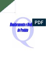 1.5 Monitoramento e Medição de Produto