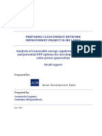 Study on Sri Lanka CLEAN ENERGY NETWORK