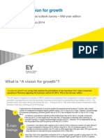 EY - A Vision for Growth - September 2014