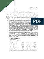 Casos Para Exfn Fin Int Mbag - Lii Mayo-2013