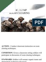 Princípios Da Varredura de Ambientes - CQB - American Army - InGLÊS