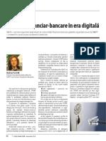 Serviciile Financiar-bancare În Era Digitală