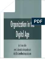 Organization in the Digital Age by Lindsay Adler