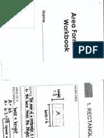 area formulas workbook