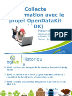 Collecte Des Information Avec ODK