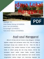 Ppt. Budaya Lokal Manggarai