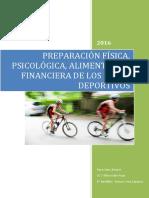 Proyecto Investigación Retos Deportivos