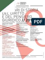 Storiadeldiritto Locandina 2016 Generale