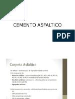 cemento asfaltico emulsiones asfalticas