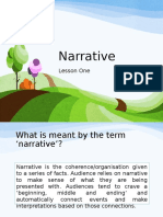 1B Narrative Lesson - All Lessons