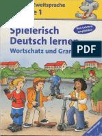 Holweck a Spielerisch Deutsch Lernen Wortschatz Und Grammati