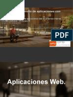 Aplicaciones Web.