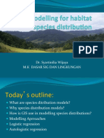 Spatial Modelling for habitat species distribution.pdf