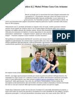 BCC Sala Di Cesenatico — Mutui Prima Casa Con Arianne Fondo Di Garanzia