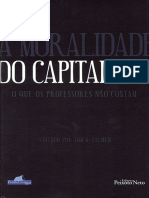 A Moralidade Do Capitalismo - Tom G. Palmer