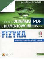 Zbiór zadań z Olimpiady o Diamentowy Indeks AGH